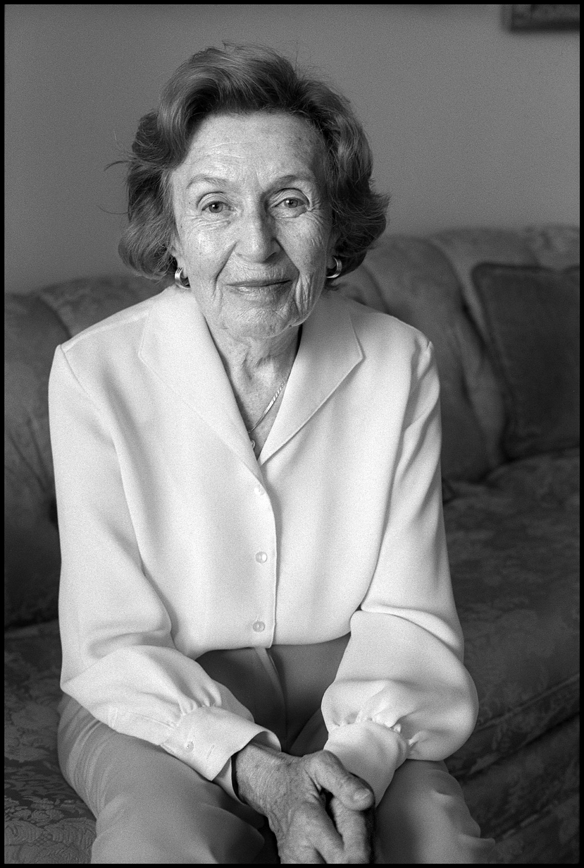 Holocaust Survivor Cathy Weiss
